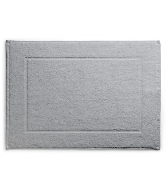 Bath Mat 100% Cotton White - 50x70cm