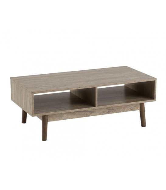 Table Basse Rectangulaire 2 Casiers