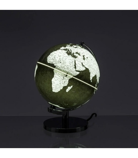 Globe Mappemonde Height 28cm