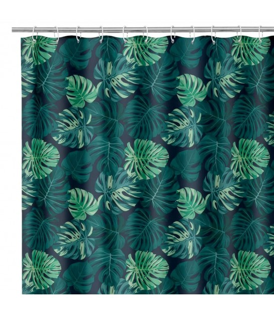 Shower Curtain Tropic polyester 180x200cm