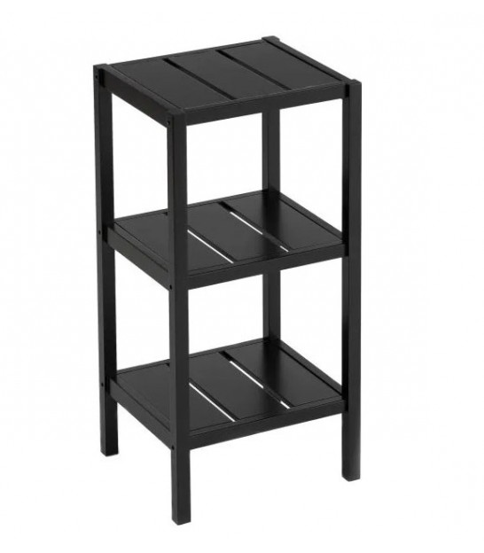 Black Wood Shelf