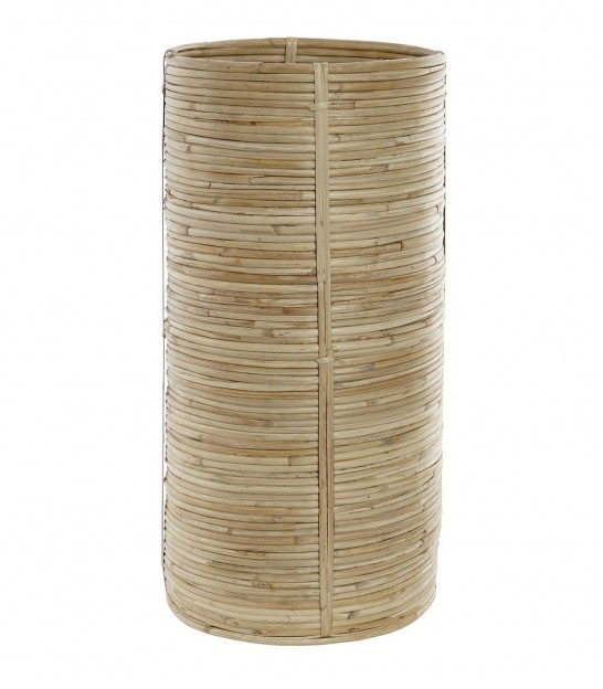 Brown Rattan Umbrella Stand