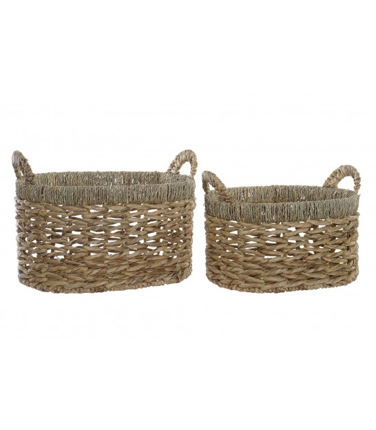 Set of 3 Round Baskets