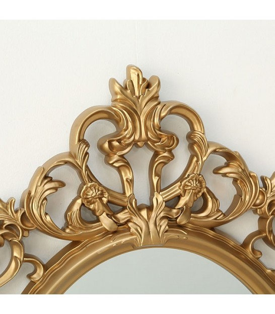 Mirror Resin Beige
