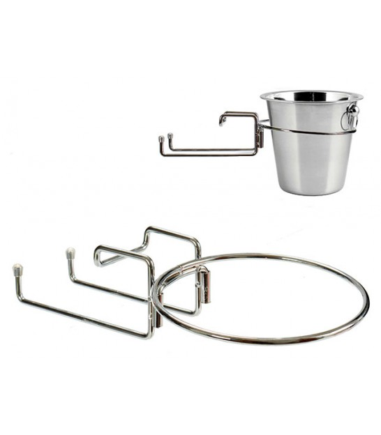 Ice Bucket with Handles