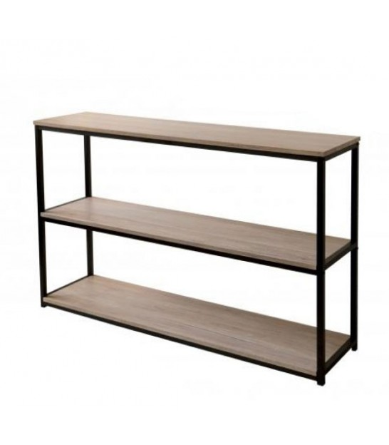 Entrance Console Table 3 Shelves - L120m