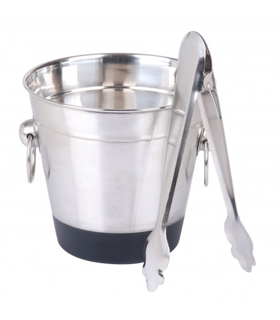 Ice Bucket with Pincer