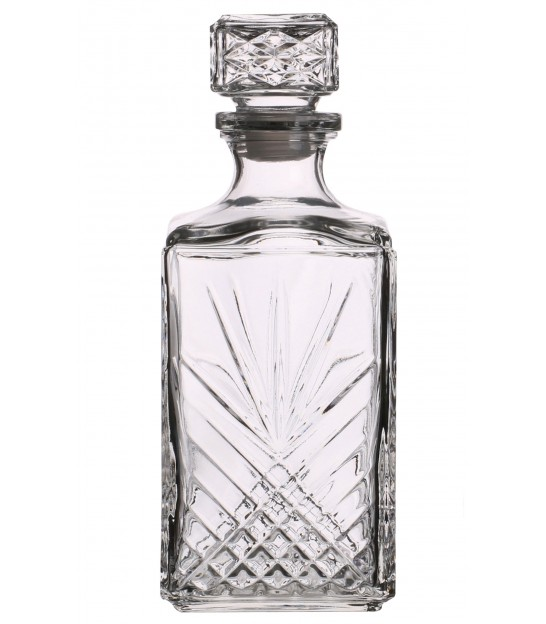 Glass Whiskey Carafe