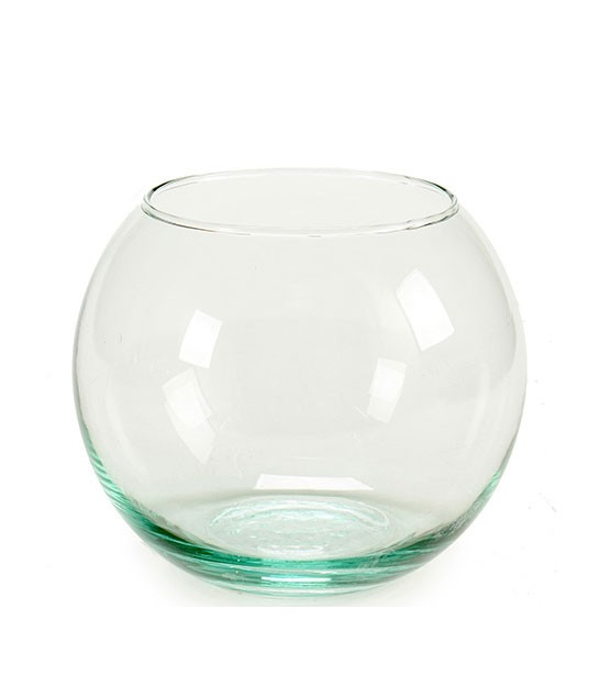 Small Vase Transparent Glass