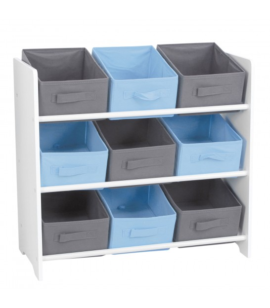 Shelf MDF Grey Kid