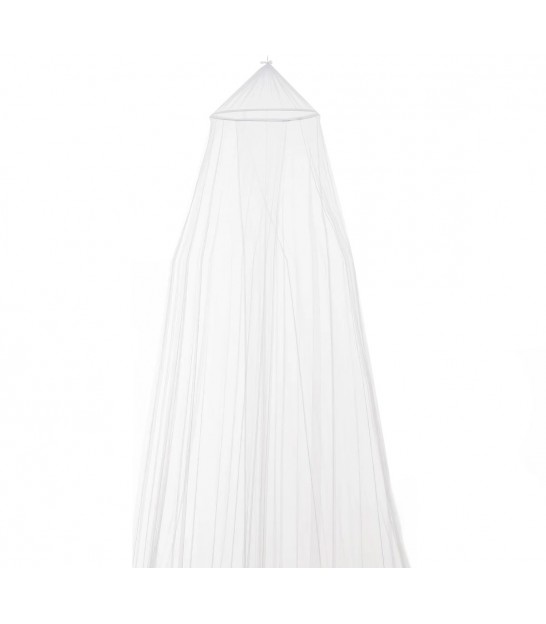 White Polyester Net - Length 250cm