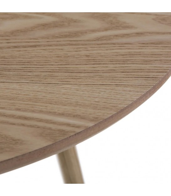 Set of 2 Coffee Tables Round