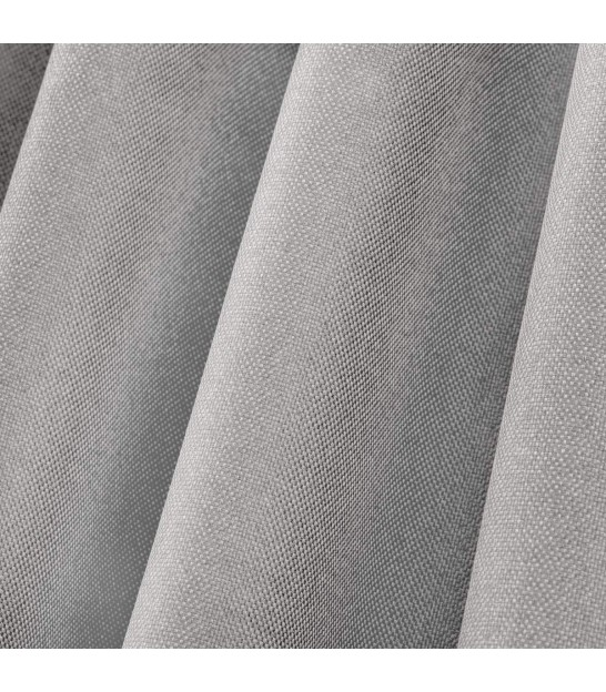 Blackout Curtain Grey - Length 260cm