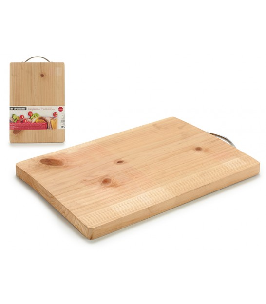 Bamboo Butchers Chop Board with Handles