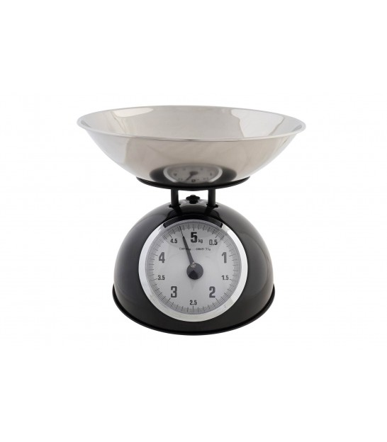 Kitchen Scale Metal Chrome