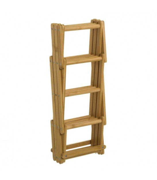 Bottles Rack Wood Foldable