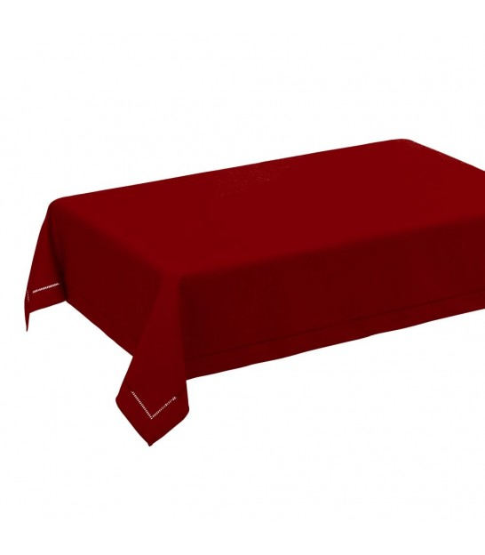 Red Tablecloth -210x150cm