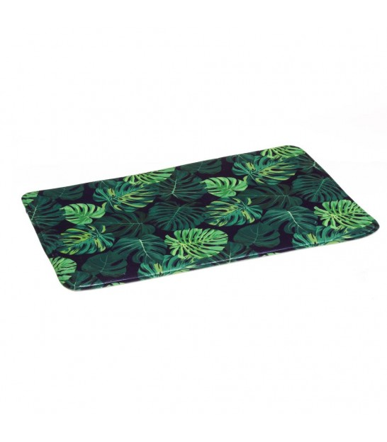 Bath Mat Microfiber Tropical - 45x70cm
