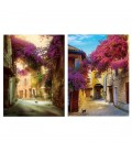 Set of 2 Picture Boards South