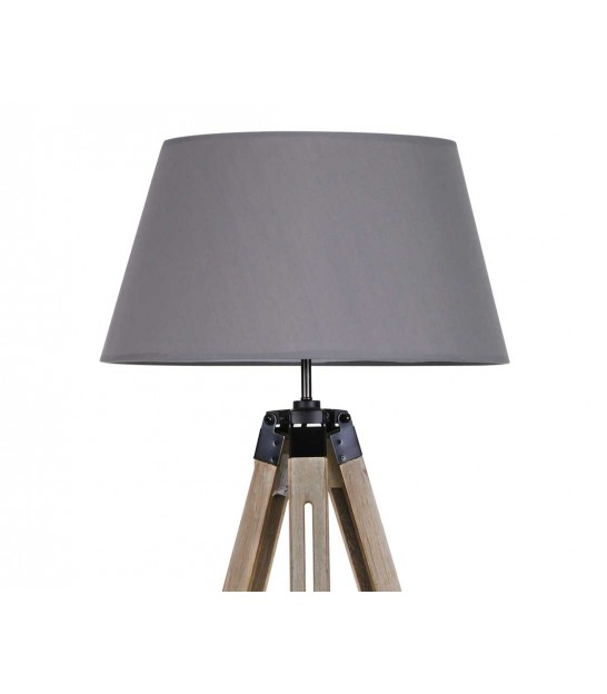 Marin Wooden Floor Lamp