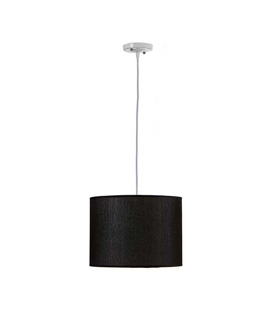 Ceiling Lamp Round Grey