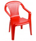 Red Garden Chair for Kids