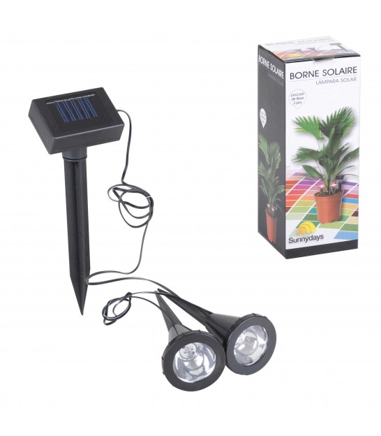 Solar Light white LED -60cm