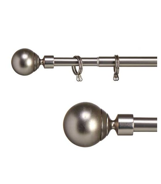 Curtain Rod - Ball
