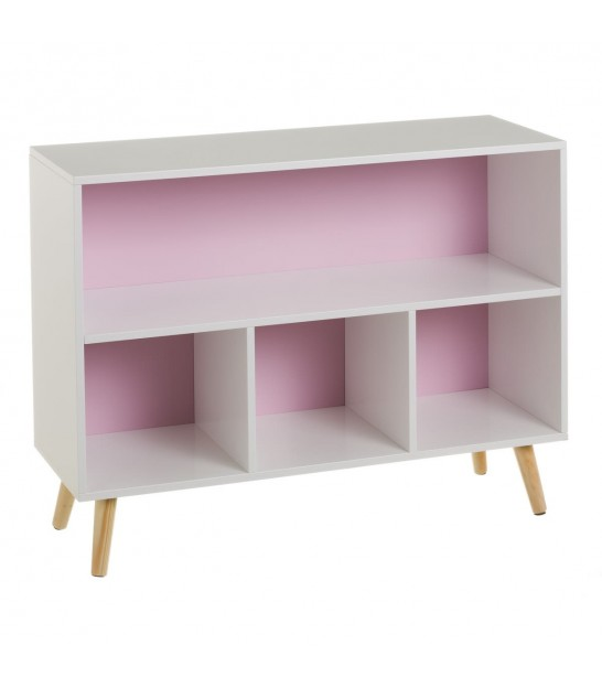 Shelf MDF Pink Kid
