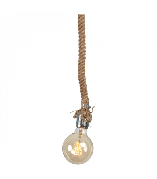 Suspension en Corde Vintage Design