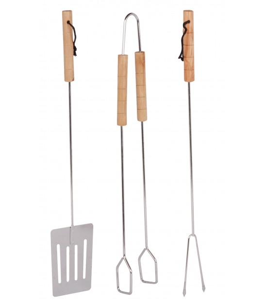 Barbecue Ustensiles - Set of 3