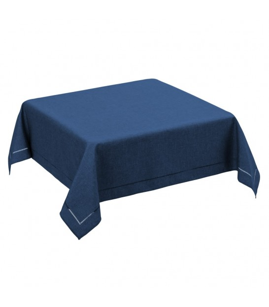 Dark Blue Tablecloth - 150x150cm