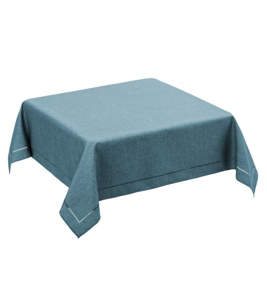 Light Blue Tablecloth - 150x150cm