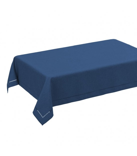 Dark Blue Tablecloth -210x150cm