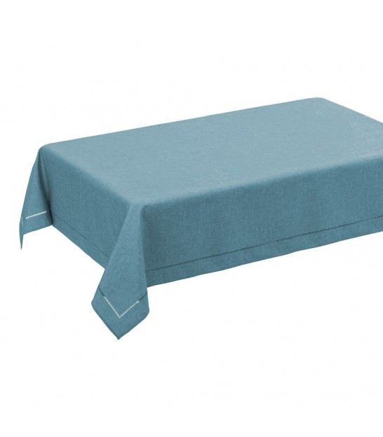 Light Blue Tablecloth -210x150cm
