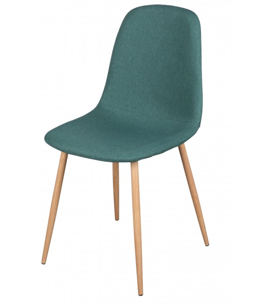 Chair Green Fabric