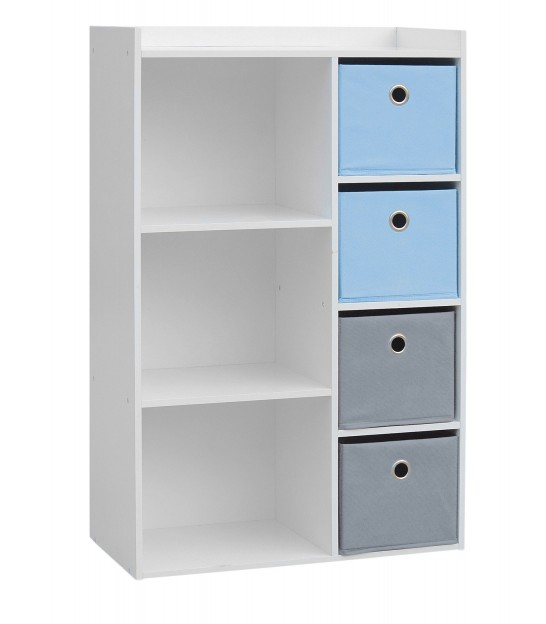 Kids Storage Shelf