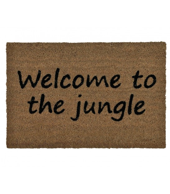 Coco Doormat Welcome to the Jungle - 60x40cm