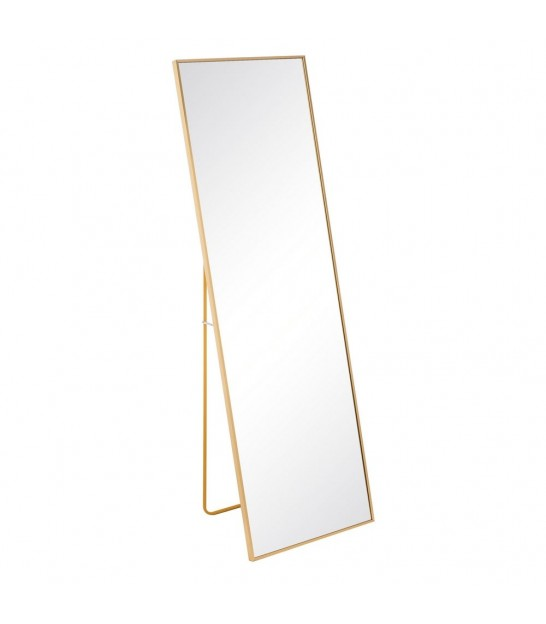 Mirror Pinewood Gold