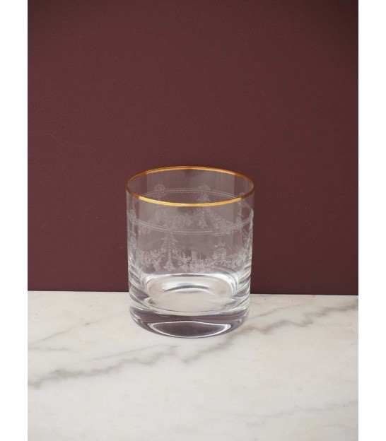 Whisky Glass Leaves - 6 Pieces