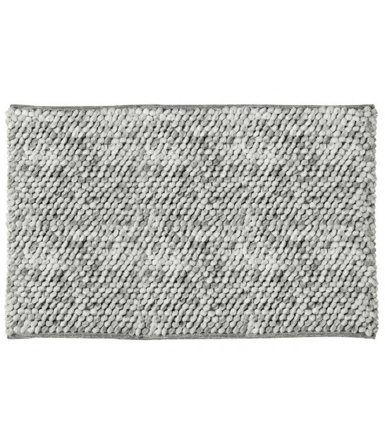 Bath Mat Grey