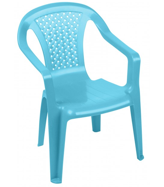 Blue Garden Chair for Kids