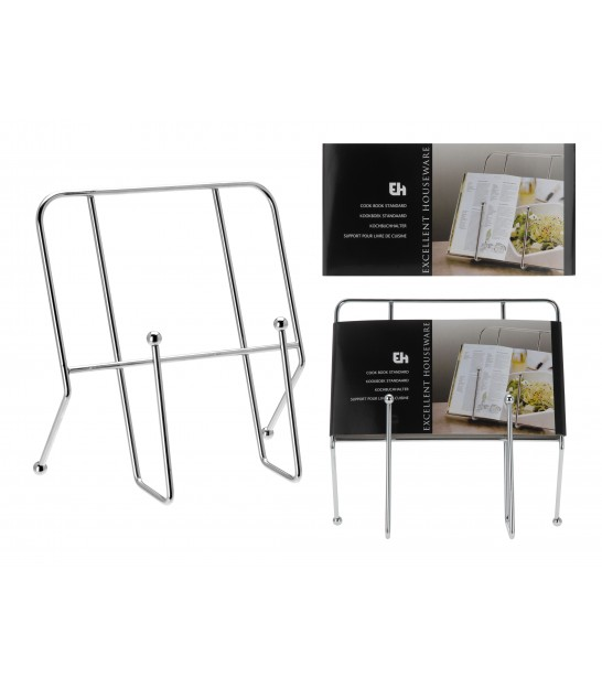 Cook Book Stand Gold Finish