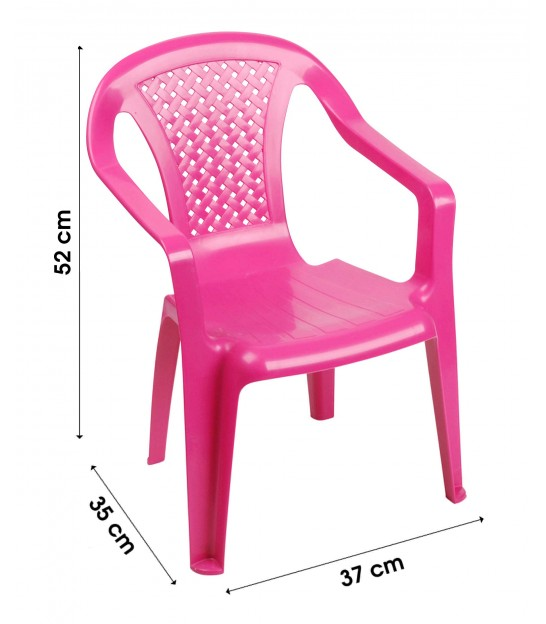 Pink Garden Chair for Kids