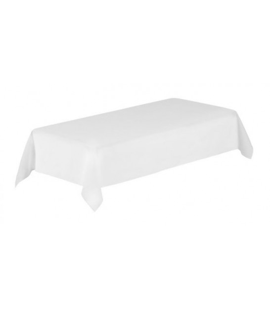 Nappe Rectangulaire Blanche - 200x150cm