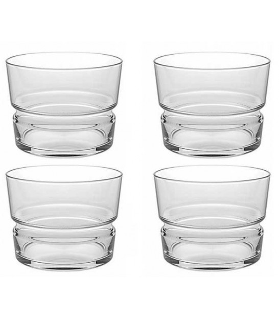 Set of 3 Water Glasses - Bodega