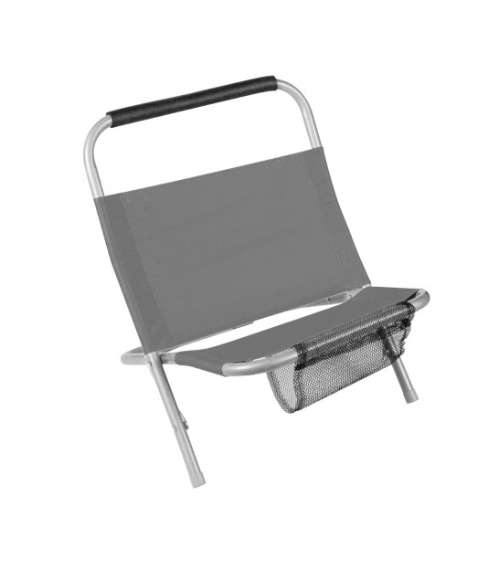 Beach Chair Grey
