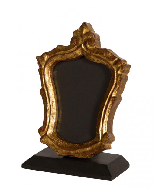 Photo Frame Gold and Black