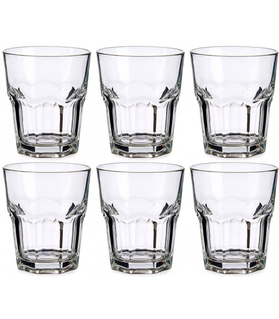 Set of 3 Water Glasses - 24cl