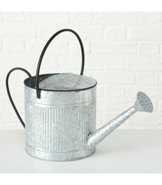 Zinc Watering Can Oval